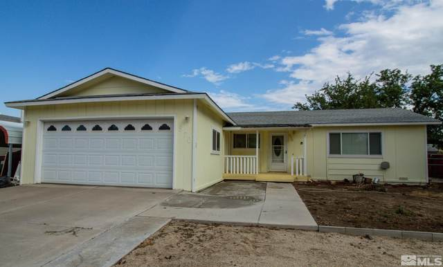 870 F Street, Fernley, NV 89408 (MLS #210013694) :: Theresa Nelson Real Estate