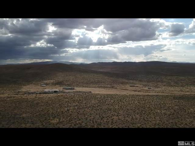 00702152 Churchill County 40 Acres, Silver Springs, NV 89406 (MLS #210013700) :: Colley Goode Group- CG Realty