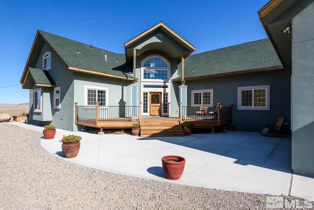 10150 Cowboy Ct., Stagecoach, NV 89429 (MLS #210013704) :: Chase International Real Estate