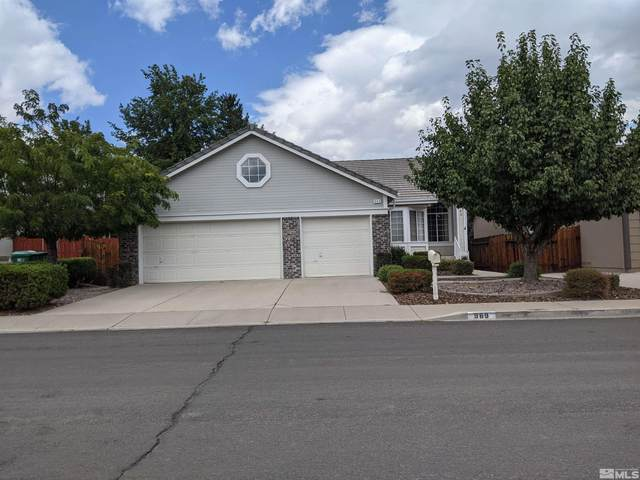 969 Ridgeview, Reno, NV 89511 (MLS #210013706) :: Vaulet Group Real Estate