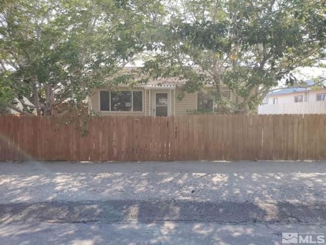902 I St, Hawthorne, NV 89415 (MLS #210013716) :: Morales Hall Group