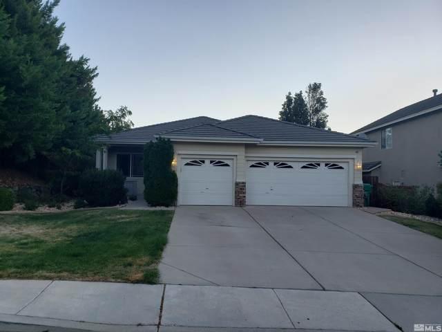 3110 Roxbury Drive, Reno, NV 89523 (MLS #210013737) :: The Mike Wood Team