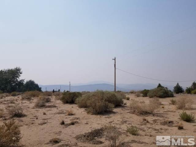 1845 Cougar Street, Silver Springs, NV 89429 (MLS #210013739) :: Colley Goode Group- CG Realty