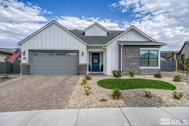2542 Titanium Crest Dr, Reno, NV 89521 (MLS #210013742) :: Colley Goode Group- CG Realty