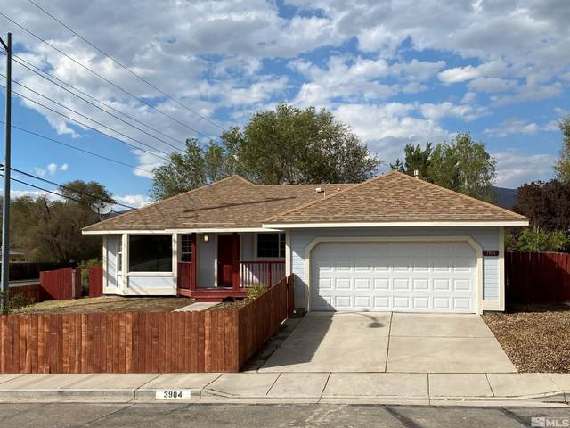 3904 Sweetwater Drive, Carson City, NV 89701 (MLS #210013743) :: NVGemme Real Estate