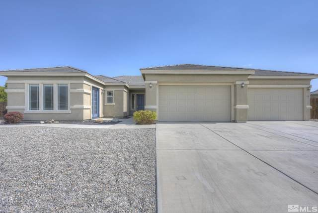110 Watercress Ln, Dayton, NV 89403 (MLS #210013748) :: Chase International Real Estate