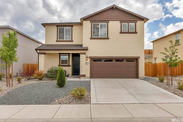 1115 Lahontan Drive, Carson City, NV 89701 (MLS #210013752) :: Colley Goode Group- CG Realty