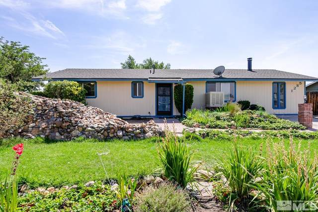 1285 Franklin Ln, Gardnerville, NV 89460 (MLS #210013767) :: Colley Goode Group- CG Realty