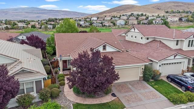 6008 Quintessa Dr, Sparks, NV 89436 (MLS #210013770) :: Chase International Real Estate