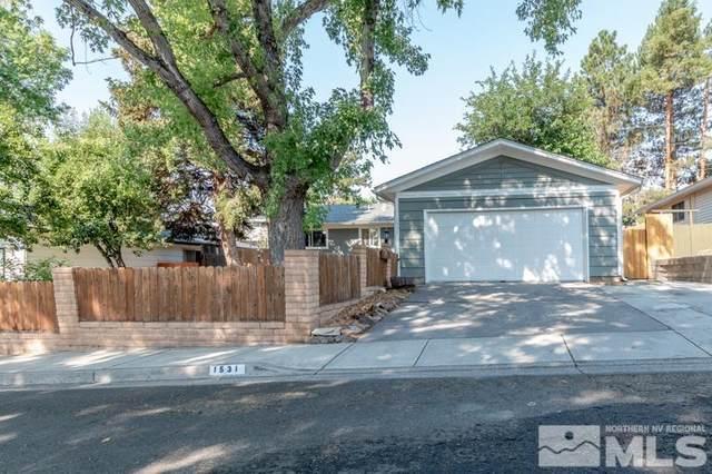 1531 Ebbetts Drive, Reno, NV 89503 (MLS #210013771) :: The Mike Wood Team