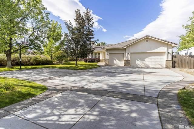 4445 Wild Eagle Terrace, Reno, NV 89511 (MLS #210013779) :: Colley Goode Group- CG Realty