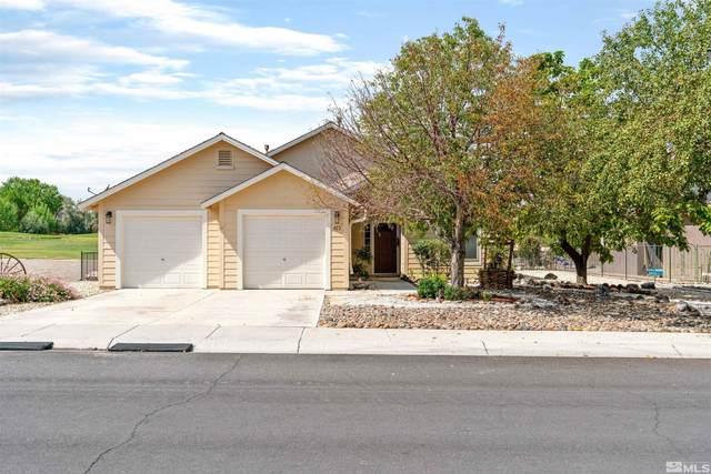 423 Dog Leg, Fernley, NV 89408 (MLS #210013782) :: Theresa Nelson Real Estate