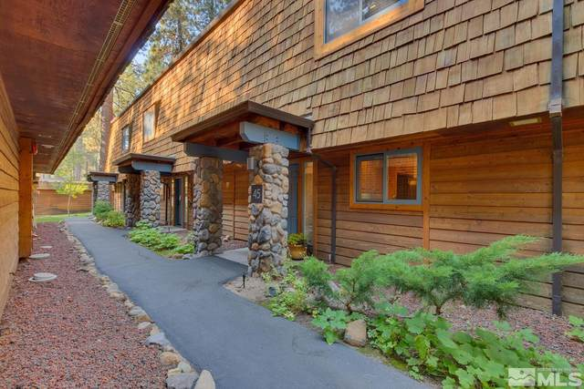 120 Country Club Drive #45, Incline Village, NV 89451 (MLS #210013784) :: The Mike Wood Team