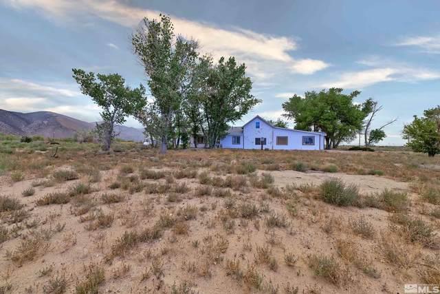 265 Burke, Wellington, NV 89444 (MLS #210013786) :: Chase International Real Estate