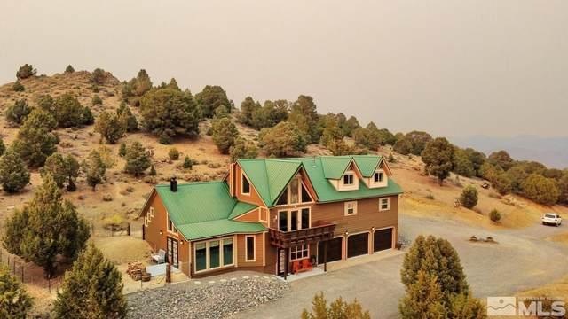 4750 Livery Rd., Reno, NV 89521 (MLS #210013788) :: Chase International Real Estate
