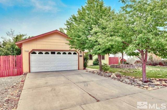 1342 Victoria Dr., Gardnerville, NV 89460 (MLS #210013792) :: Colley Goode Group- CG Realty