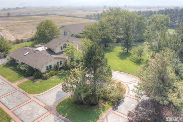 0 Us Hwy. 395 S., Washoe Valley, NV 89704 (MLS #210013796) :: Vaulet Group Real Estate