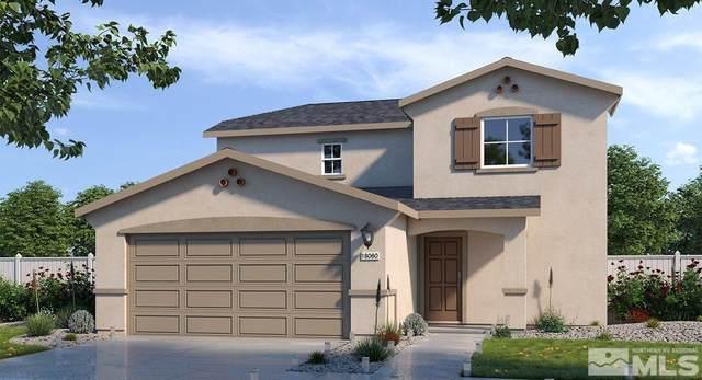8967 Quail Falls Dr Homesite 1035, Reno, NV 89506 (MLS #210013802) :: Colley Goode Group- CG Realty