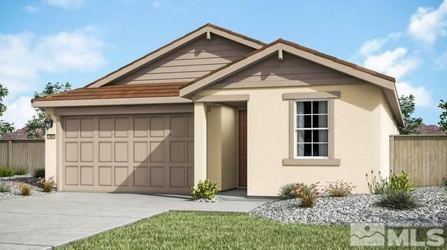 9716 Galero Dr, Reno, NV 89521 (MLS #210013804) :: Chase International Real Estate