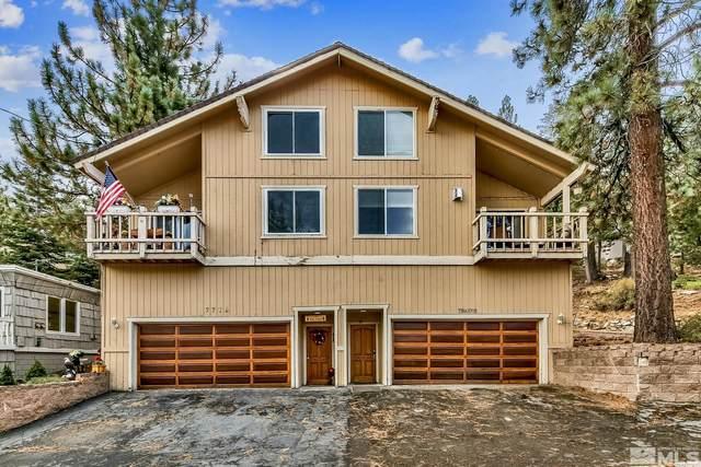 771 Tina B, Stateline, NV 89449 (MLS #210013810) :: Vaulet Group Real Estate