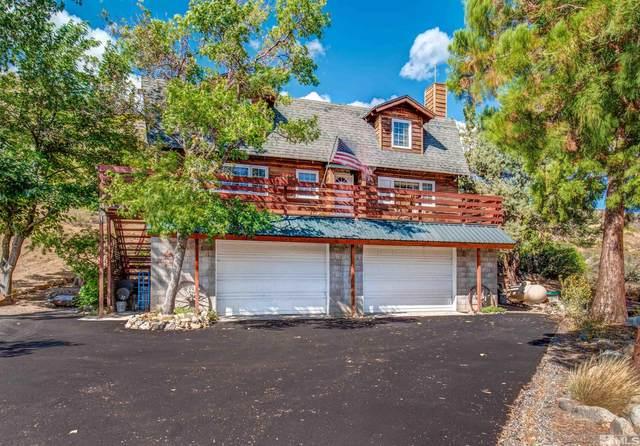 202 Western Drive, Walker, Ca, CA 96107 (MLS #210013813) :: Colley Goode Group- CG Realty