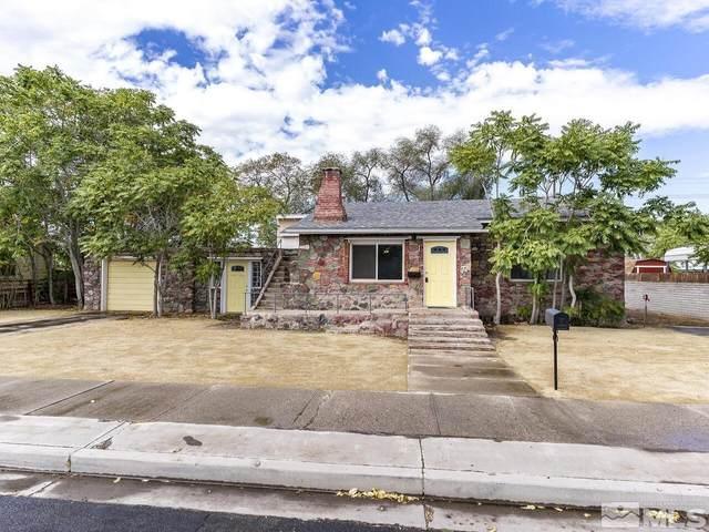 260 S Bailey St, Fallon, NV 89406 (MLS #210013814) :: Chase International Real Estate