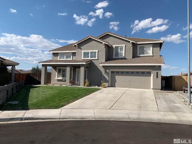 1720 Blue Oak Ct., Fernley, NV 89408 (MLS #210013820) :: Theresa Nelson Real Estate