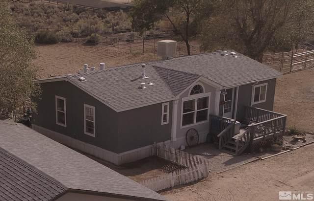 3620 Esmeralda Dr, Washoe Valley, NV 89704 (MLS #210013825) :: Chase International Real Estate