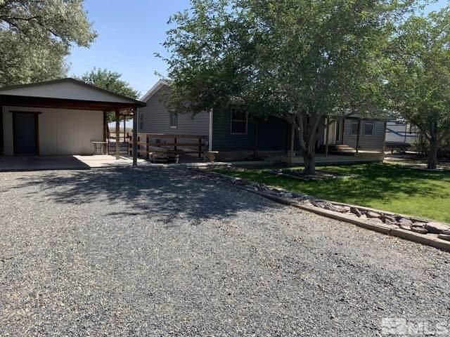 450 Reservoir Rd, Lovelock, NV 89419 (MLS #210013833) :: Chase International Real Estate