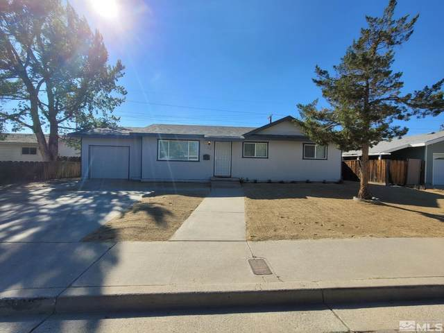 1936 Marian Ave, Carson City, NV 89706 (MLS #210013834) :: Colley Goode Group- CG Realty