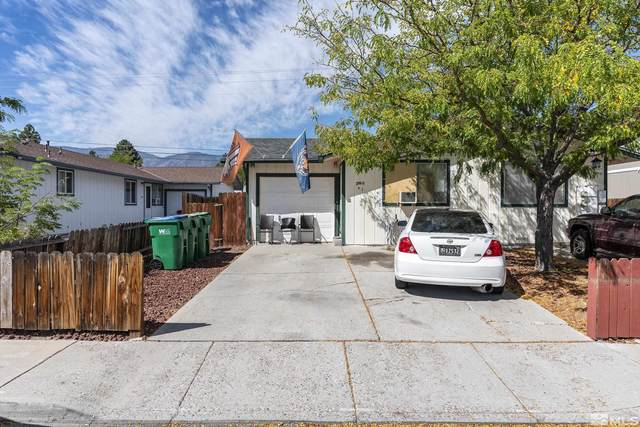 3868 Imperial Way, Carson City, NV 89701 (MLS #210013836) :: Theresa Nelson Real Estate