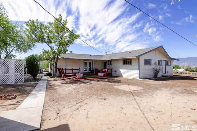 2738 Esaw Nv, Minden, NV 89423 (MLS #210013845) :: Chase International Real Estate
