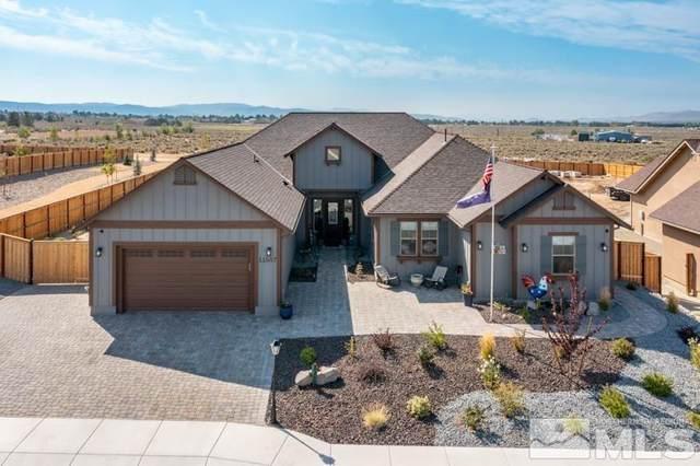 11557 Hacienda Ridge Way, Sparks, NV 89441 (MLS #210013848) :: Chase International Real Estate