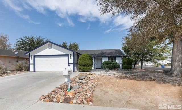 204 Kathy St., Fallon, NV 89406 (MLS #210013849) :: Vaulet Group Real Estate