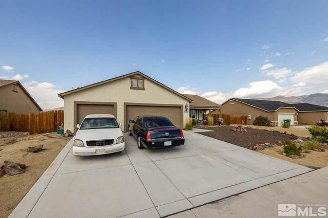 63 Columbia Dr, Dayton, NV 89403 (MLS #210013851) :: Chase International Real Estate