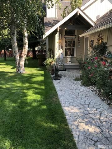 1010 Aspen Grove Circle, Minden, NV 89423 (MLS #210013863) :: Chase International Real Estate