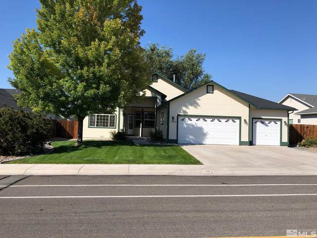 1362 Chichester Dr, Gardnerville, NV 89410 (MLS #210013867) :: Colley Goode Group- CG Realty