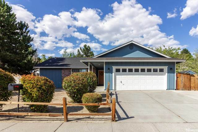 5331 Coit Dr, Reno, NV 89523 (MLS #210013868) :: The Mike Wood Team