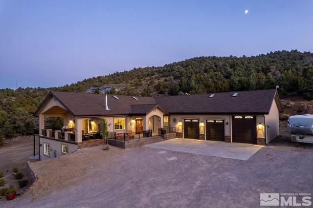 4610 Tybo Road, Reno, NV 89521 (MLS #210013869) :: Chase International Real Estate