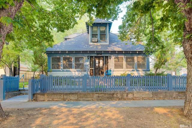 202 S Minnesota, Carson City, NV 89701 (MLS #210013873) :: Theresa Nelson Real Estate
