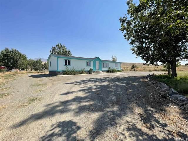 6975 Cattle Dr, Winnemucca, NV 89445 (MLS #210013879) :: Chase International Real Estate
