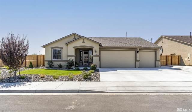 156 Midas Ct., Sparks, NV 89441 (MLS #210013882) :: Chase International Real Estate
