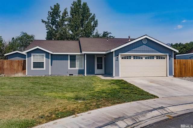 302 Wildrose Ct, Fernley, NV 89408 (MLS #210013891) :: Chase International Real Estate