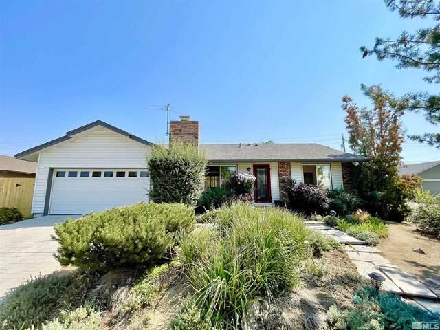1550 Driftwood, Sparks, NV 89431 (MLS #210013893) :: Chase International Real Estate