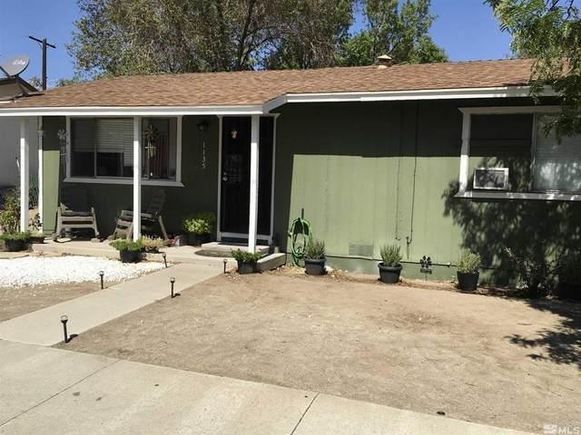 1145 Virbel Lane, Reno, NV 89502 (MLS #210013896) :: Theresa Nelson Real Estate