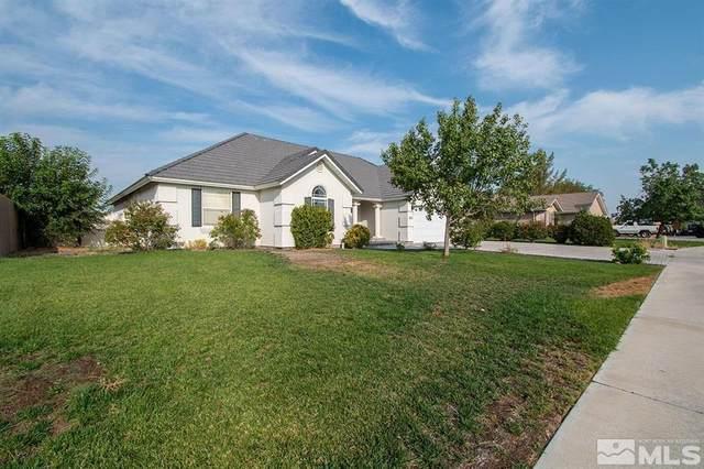 1111 Green Valley Dr, Fallon, NV 89406 (MLS #210013897) :: Vaulet Group Real Estate