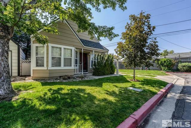 2641 Betsy Ct, Sparks, NV 89431 (MLS #210013899) :: Colley Goode Group- CG Realty