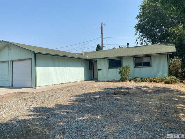 2186 Belcrest Circle, Reno, NV 89512 (MLS #210013910) :: Colley Goode Group- CG Realty