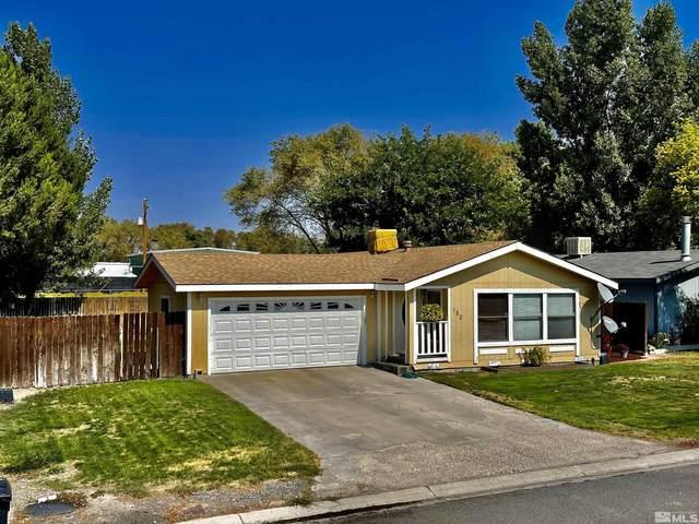 150 Pine Dr, Lovelock, NV 89419 (MLS #210013915) :: Chase International Real Estate