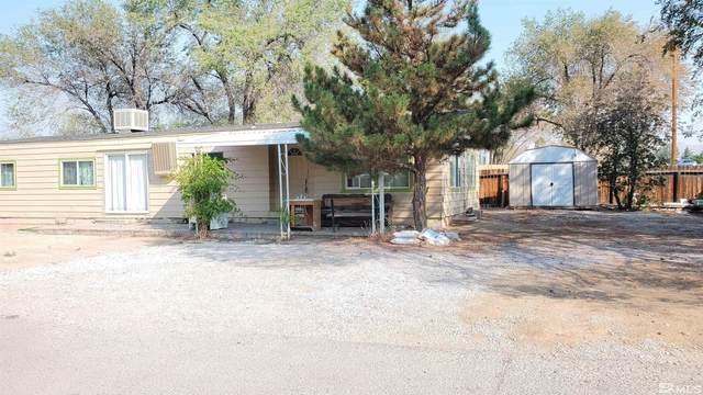 101 Grumpy Ln., Sun Valley, NV 89433 (MLS #210013918) :: Chase International Real Estate